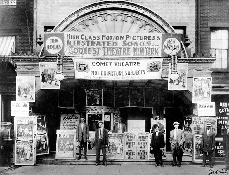 Movie Theatre 1917