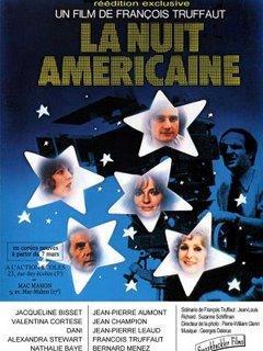 La nuit américaine affiche