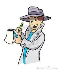 détective journaliste